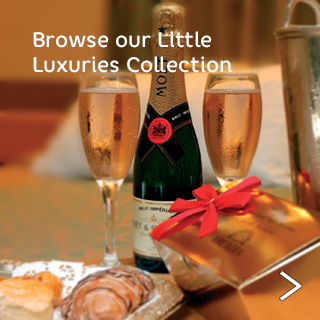 Browse our little luxuries collection